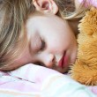 Sleeping Child — Stock Photo #2593274