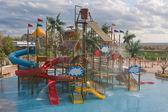 Aqua park — Stock Photo