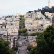 San Francisco cityscape - Stock Photo