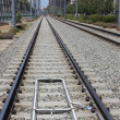 Rail way tracks — Stock Photo #2355637