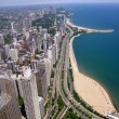 Chicago cityscape — Stock Photo #2374174