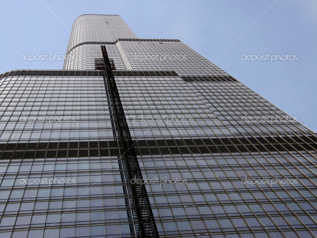 办公大楼 - 图库图片