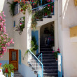 Picturesque greek house — Foto Stock