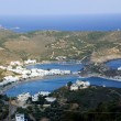 Kythera island bay in Greece — Stock Photo
