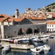 Dubrovnik's old city - Stock Photo