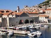 Dubrovnik's old city — Foto de Stock