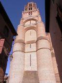 Kathedraal van albi — Stockfoto