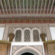Moroccan architectural details — Stock Photo #2450993