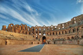 Amphitheater — Stockfoto