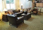 Formal Living Room — Stock Photo
