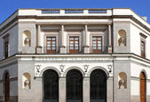 Teatro de la Republic in Queretaro. — Stock Photo