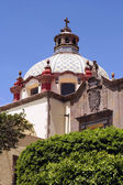 Templo de Santa Clara in Queretaro. — Stock Photo