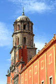 Queretaro - Church of San Francisco. — Stock Photo