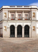 Queretaro - Teatro de la Republica. — Stock Photo