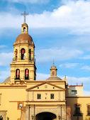 Queretaro's Convento de la Cruz — Stock Photo