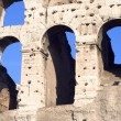 Colosseum Arches Closeup — Stock Photo #2394306