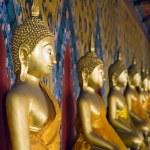 Thai Buddhas — Stock Photo #2396603