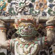 Wat Arun Demon — Stock Photo