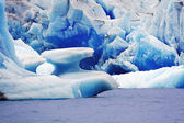 Viedma Glacier — Stock Photo