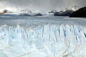 Glacier perito moreno en argentine. — Photo