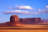 Rotsformaties van monument valley — Stockfoto