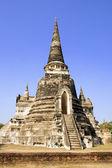 Wat phra si sanphet — Foto de Stock