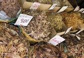 Thajské seafood — Stock fotografie