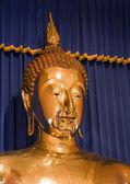 Wat Trai Mit Buddha — Foto Stock