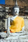 Tajski posąg buddy — Zdjęcie stockowe