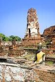 Wat Mahatat Ruins — Foto de Stock