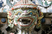 Wat Arun Demon — 图库照片