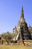 Wat Phra Si Sanphet — Stockfoto