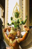 Wat Trai Mit Statue — Stock Photo