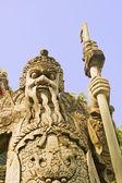 Thai Guardian Statue — Foto de Stock