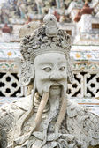 Wat Arun Guardian — Stock Photo