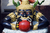 Démon thaïlandais — Photo