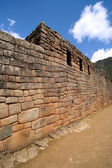 Mur de machu picchu — Photo