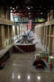 Hoover Dam Generators — Stock Photo