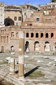 Trajan's Forum — Foto de Stock