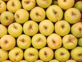 Golden Delicious Apples — Stock Photo