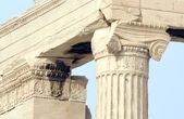 Erechtheum Column — Stock Photo