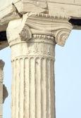 Erechtheum Column — Stock Photo