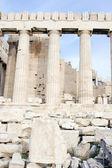 Parthenon Tapınağı — Stok fotoğraf