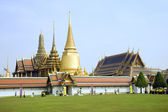 Grand Palace Temple — Stock Photo