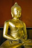 Buddha tailandese — Foto Stock