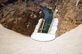 Hoover Dam — Stock Photo