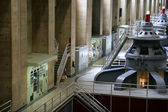 Hoover Dam Generators — Stock Photo