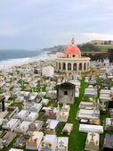 San Juan Cemetery — Stock Photo