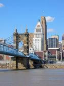Cincinnati, Ohio — Stock Photo