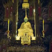 Emerald Buddha — Stock Photo